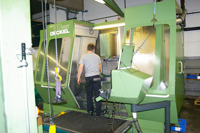 Maschinen bilder daten for Deckel drehmaschine